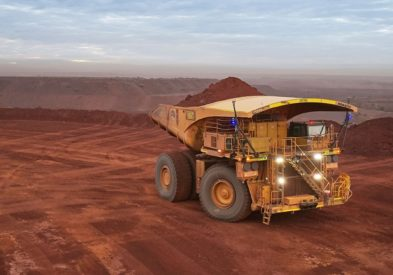 Electric Mining Truck