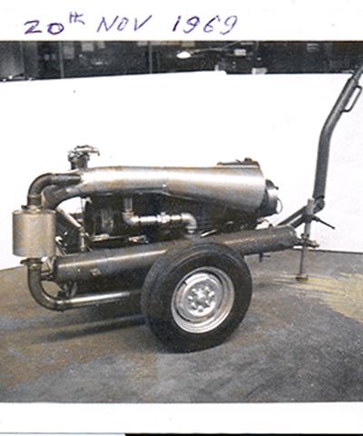 Free Piston Engines